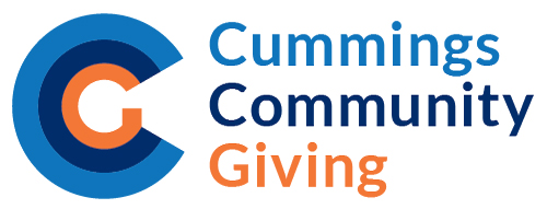 Cummings Community Giving Logo
