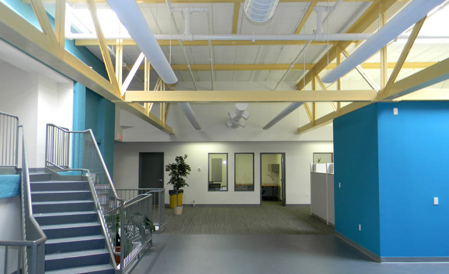 Lease warehouse and flex spaces in the greater boston area for Flex space